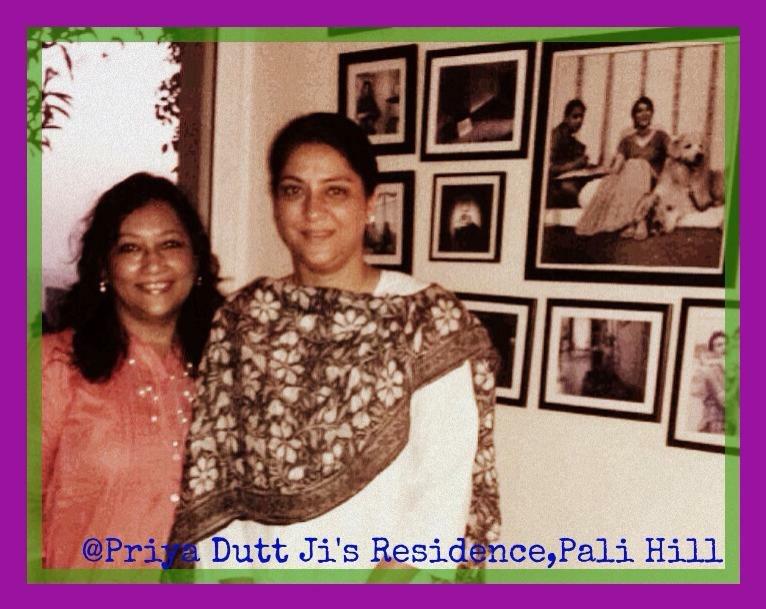 Priya Dutt  Ji  (M.P, Congress)