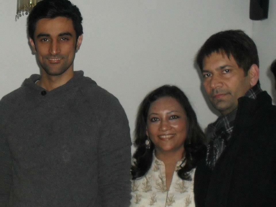 Kunal Kapoor & Jasbeer Jassi (Flim Actor & Singer)