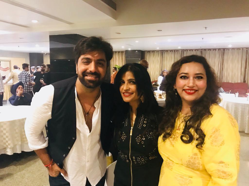 Shibani Kashyap & Akhil Sachdeva (Singers)