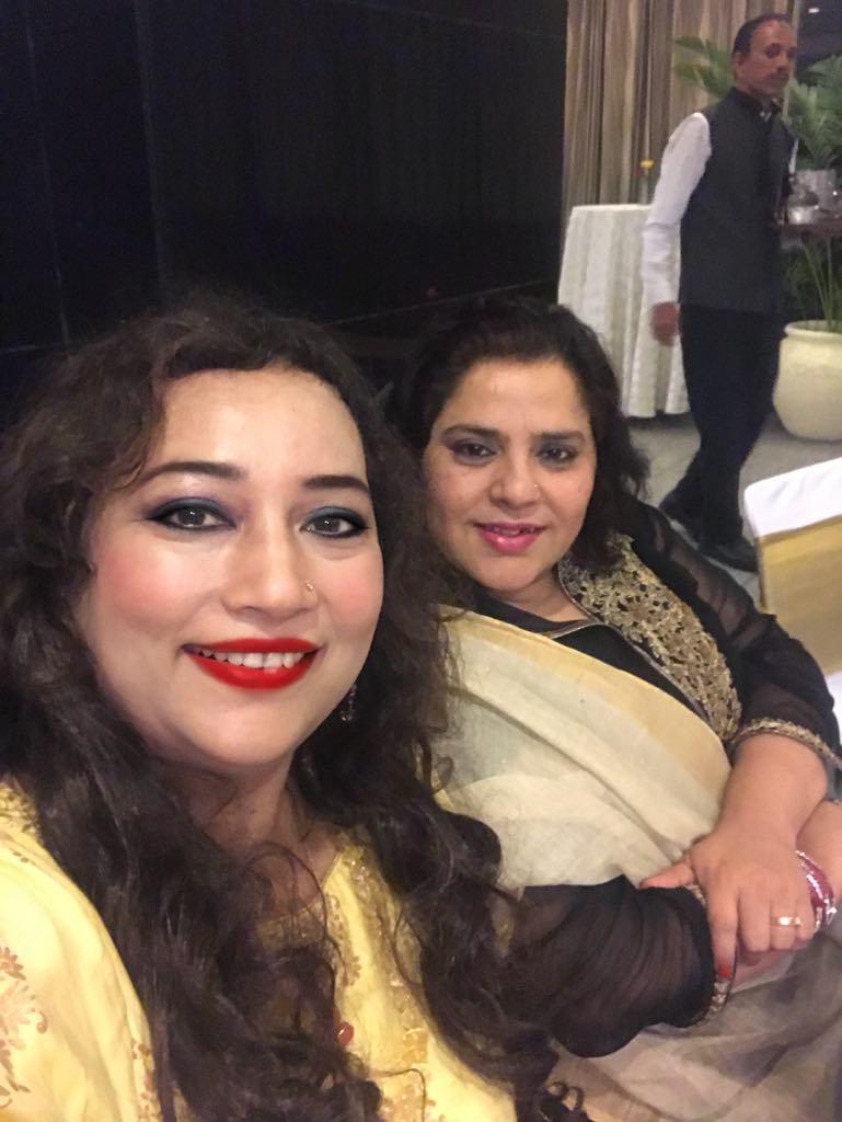 Mrs. Hina Anwar (W/O Shri Tarique Anwar, M.P.)