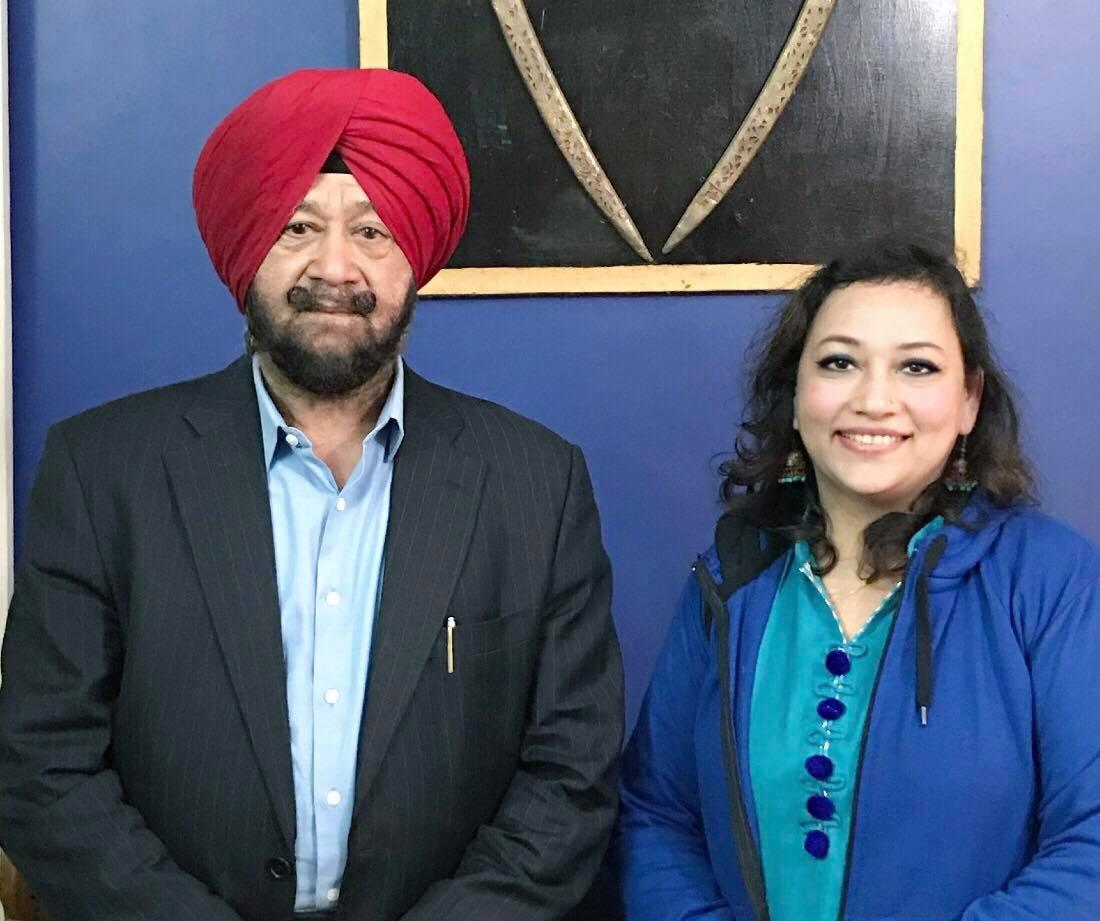 S P Singh Oberoi ( Businessman, Philanthropist, Dubai)