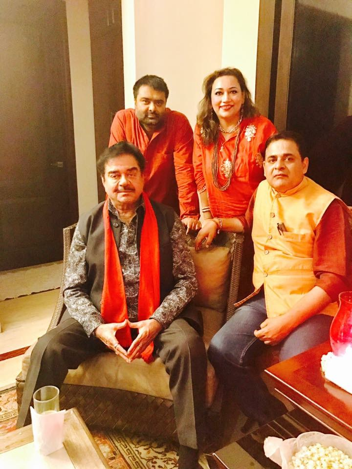 Shatrughan Sinha (Member of Parliament  & Flim Actor)