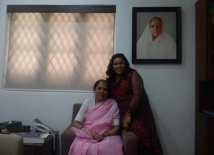 Mrs. Pratibha Sharad Pawar