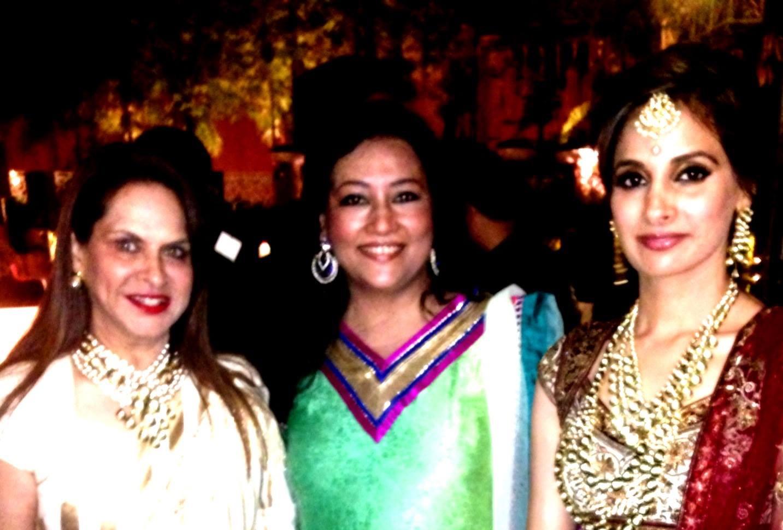 Ramola & Naina Bachchan