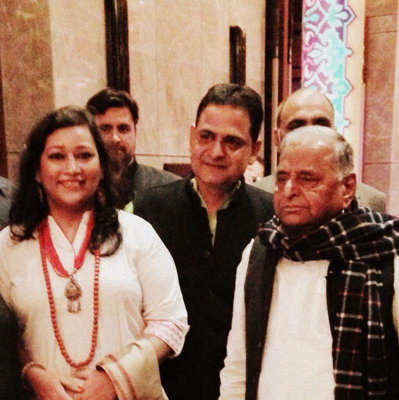 Shri Mulayam Singh Yadav  (Head, Samajwadi Party)