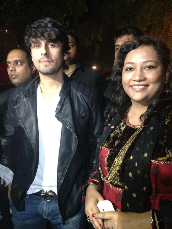 Sonu Nigam (Bollywood Singer)