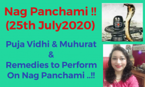 Nagpanchmi is on 25th July 2020… what puja to perform, remedies to do on Nagpanchami …